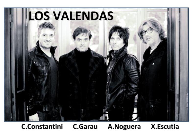 LOS VALENDAS foto promo Serum